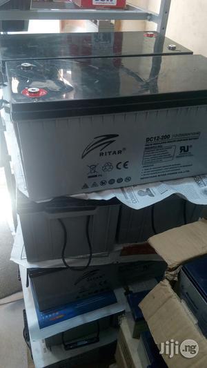 Ritar Solar Batteries | Solar Energy for sale in Lagos State, Ojo