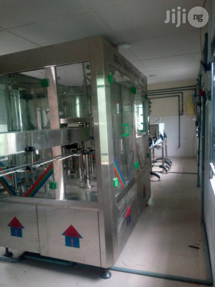 Bottle /Table Water Production And Packaging Machine   Manufacturing Equipment for sale in Port-Harcourt, Rivers State, Nigeria