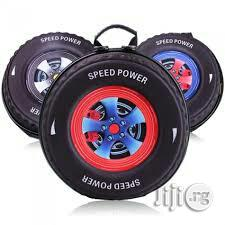 Speed Power Tyre Shaped Lunch Bag   Bags for sale in Lagos State, Amuwo-Odofin