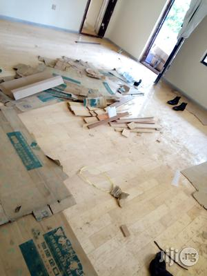 Wooden Flooring Laminated Vinyl Tiles   Building & Trades Services for sale in Anambra State, Onitsha