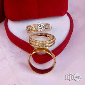 Romania Gold Wedding Ring | Wedding Wear & Accessories for sale in Lagos State, Ojota