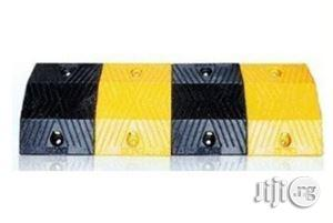 Black And Yellow Portable Speed Hump   Safetywear & Equipment for sale in Lagos State