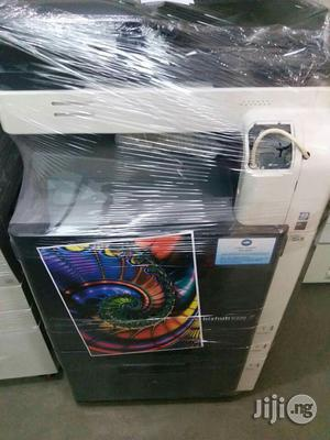 Bizhub Konica Minolta C200 Coloured Photocopier | Printers & Scanners for sale in Lagos State, Surulere