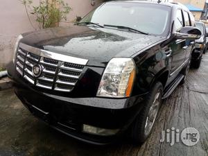 Cadillac Escarlade 2007 Black | Cars for sale in Lagos State, Ikeja