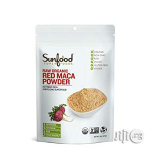 Raw Red Maca Powder, 8 Oz (227 G)   Vitamins & Supplements for sale in Lagos State
