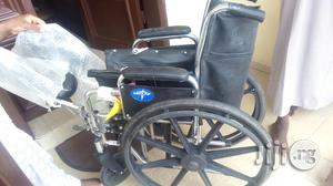 Orthurpedic Wheel Chair | Medical Supplies & Equipment for sale in Lagos State, Lekki