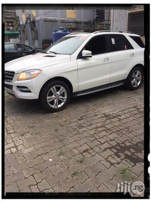 Mercedes-Benz M Class ML350 2013 White | Cars for sale in Lagos State, Lekki