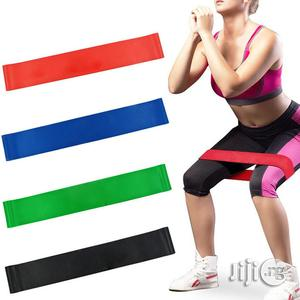 Get Your Elastic Exercise Bands At Favoir Sports Station | Sports Equipment for sale in Rivers State, Port-Harcourt