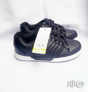 Black Laced Canvas | Children's Shoes for sale in Lagos State, Lagos Island (Eko)