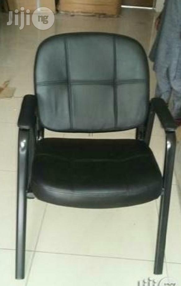 Classy Non Swivel Office Chair