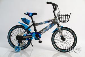 New Bicycle2018 Model Blue   Sports Equipment for sale in Lagos State, Alimosho