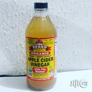 Bragg Organic Raw Unfiltered Apple Cider Vinegar - 473ml | Meals & Drinks for sale in Lagos State, Ikotun/Igando