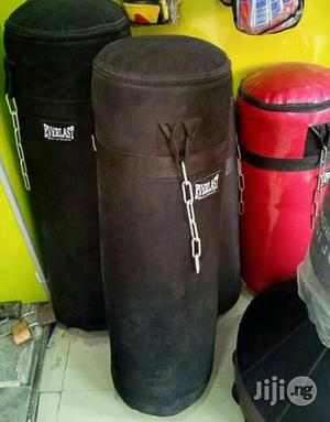 Good Leather Punching Bag | Sports Equipment for sale in Lagos State, Apapa