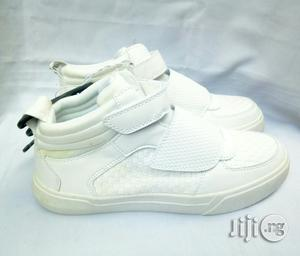 High Top Off White Canvas   Children's Shoes for sale in Lagos State, Lagos Island (Eko)
