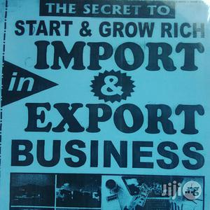 Manual On Import And Export Business | Logistics Services for sale in Rivers State, Port-Harcourt