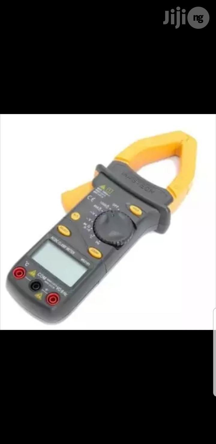 1000a Digital AC DC Current Voltage Clamp Meter 4000 Counts Multimeter Ms2101