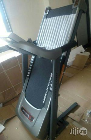 3hp Treadmill American Fitness | Sports Equipment for sale in Lagos State, Ikeja