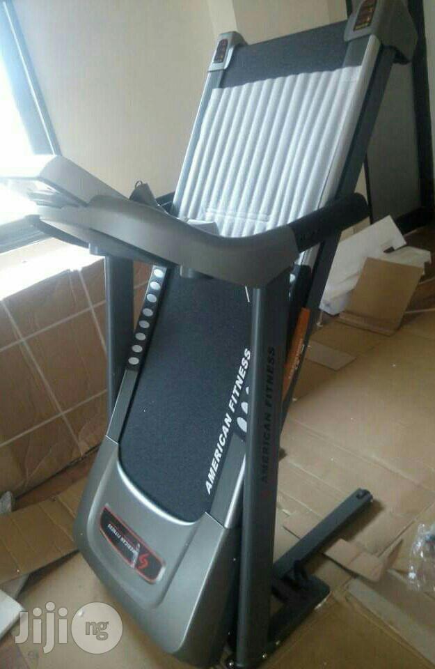 3hp Treadmill American Fitness