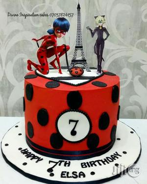Lady Bug Cake | Meals & Drinks for sale in Abuja (FCT) State, Wuse 2