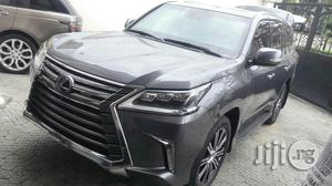 Lexus LX 2018 Gray | Cars for sale in Lagos State, Ikeja