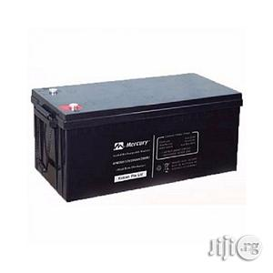 Mercury-200ah /100ah Deep Cycle Inverter Battery   Electrical Equipment for sale in Lagos State, Gbagada