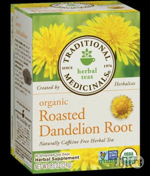 Roasted Dandelion Root Tea for Excellent Detoxification   Vitamins & Supplements for sale in Lagos State, Victoria Island