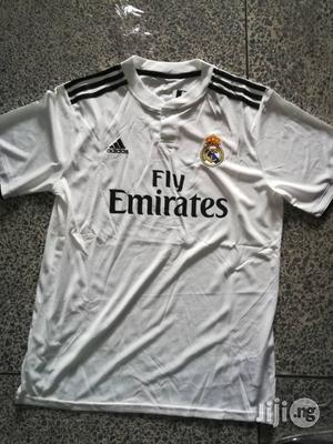 New Season Original Real Madrid Home Jersey | Clothing for sale in Lagos State, Ikeja