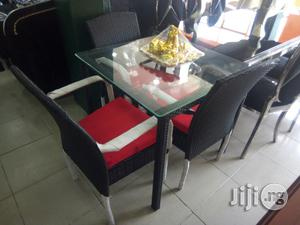 Garden And Bush Bar Table And Chairs | Furniture for sale in Lagos State, Ajah