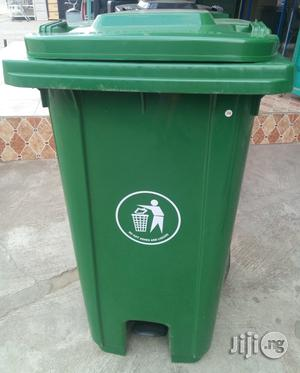 Superb Strong Plastic 240litr Pedal Waste Bin Brand New | Home Accessories for sale in Lagos State, Ikeja
