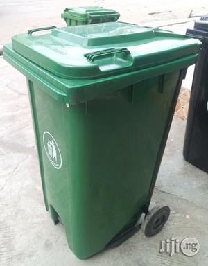 Exotic Unique Strong 240litr Plastic Pedal Waste Bin Brand New   Home Accessories for sale in Lagos State, Lekki