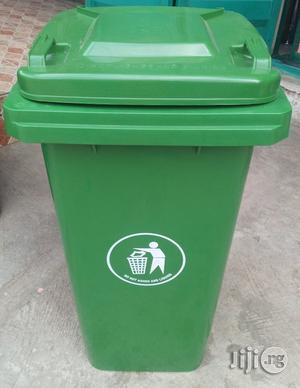 120litr Plastic Ordinary Waste Bin Brand New | Home Accessories for sale in Lagos State, Lekki