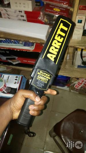 Garrett Security Scanner Metal Detectors USA Security Standard   Safetywear & Equipment for sale in Lagos State, Ikeja