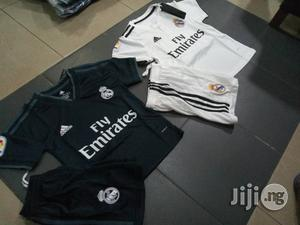 Real Madrid Children Jersey | Clothing for sale in Lagos State, Ikeja
