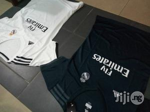 Children Real Madrid Jersey | Clothing for sale in Lagos State, Ikeja