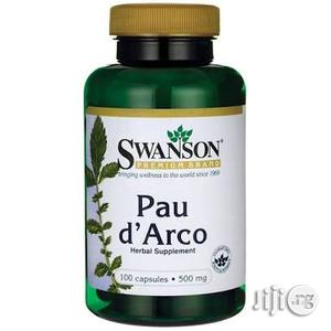 Pau d'Arco for Joint Pains, Fibroids, Candida, Ulcer, Cancer | Vitamins & Supplements for sale in Lagos State, Lekki