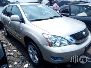 Lexus RX 2009 350 4x4 Gold | Cars for sale in Lagos State, Apapa