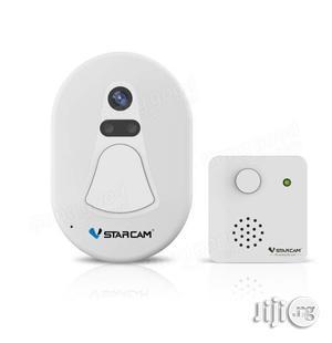 Wireless Wifi Doorbell Video Record Photo Cloud Storage Digital Alarm Doorcam | Home Appliances for sale in Lagos State, Ikeja