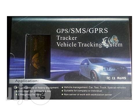 Car Security Tracking System - GPS/GSM/GPRS Tracker | Vehicle Parts & Accessories for sale in Ojo, Lagos State, Nigeria
