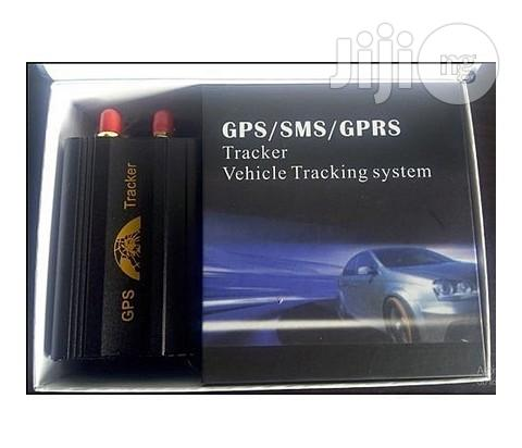 Car Security Tracking System - GPS/GSM/GPRS Tracker