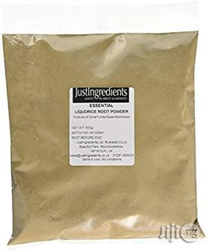 Organic Licorice Root Powder for Skin Brightening, Digestion and More   Vitamins & Supplements for sale in Lagos State, Lekki