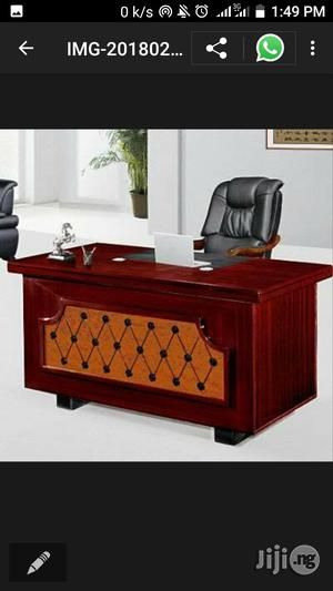 Quality Executive Office Chair And Table   Furniture for sale in Lagos State, Ikeja