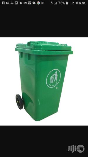 Industrial Plastic Waste Bin (240 Litres) | Home Accessories for sale in Abuja (FCT) State, Wuse