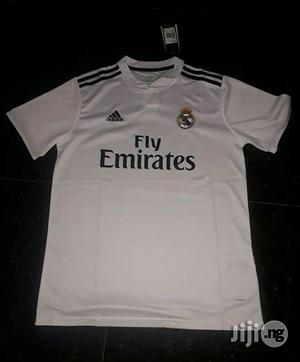 2018/2019 Original Real Madrid New Jersey | Clothing for sale in Lagos State, Lagos Island (Eko)