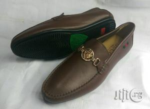 Men Brown Leather Loafers   Shoes for sale in Lagos State, Lagos Island (Eko)