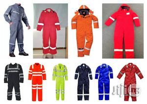 Coverall With Reflective   Safetywear & Equipment for sale in Lagos State, Lekki