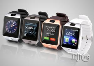 DZ09 Bluetooth Smart Watch / Wrist Phone (Phone Watch) | Smart Watches & Trackers for sale in Lagos State, Ikeja