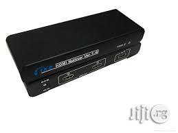 3D 2port Hdmi Splitter   Accessories & Supplies for Electronics for sale in Lagos State, Ikeja