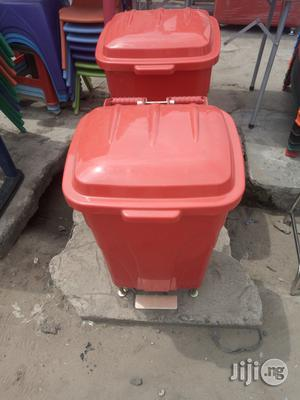 Strong Superb 60liter Pedal Waste Bin Brand New | Home Accessories for sale in Lagos State, Lekki