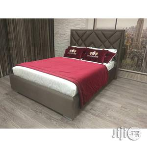 Winners Upholstered Bed Frame | Furniture for sale in Lagos State
