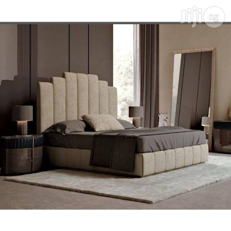 Lawson Upholstered Bed Frame (Bed Frame Only) | Furniture for sale in Lagos State, Nigeria
